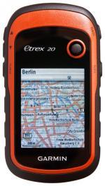 Носимые GPS навигаторы GARMIN eTrex 20 Глонасс -
